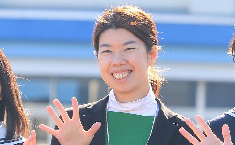 とばっこくらぶ顧問 安田 恵理 教諭