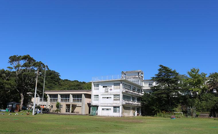 旧坂手小学校