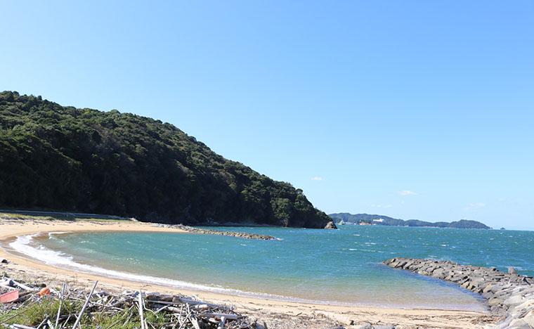 坂手島海水浴場