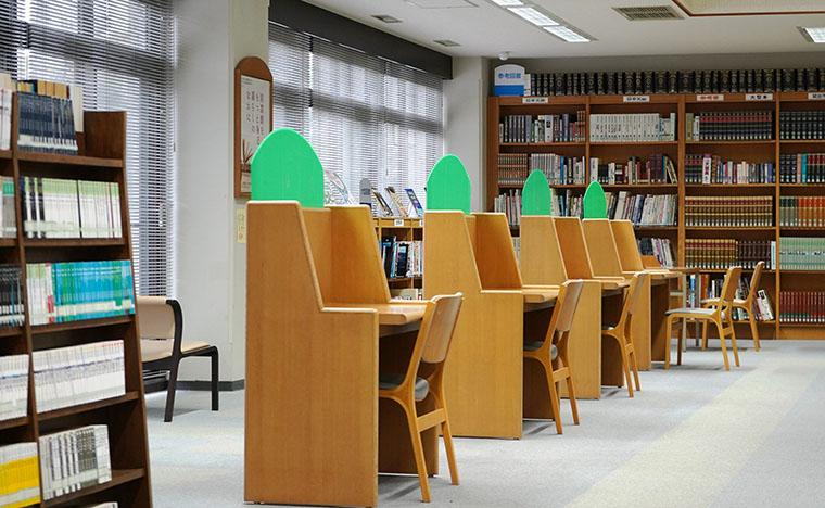 鳥羽市立図書館の3つの特徴